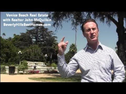 Venice Beach Real Estate Agent John McQuilkin - Venice Beach Homes for Sale