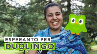 Lerni Esperanton per Duolingo – Karina Oliveira