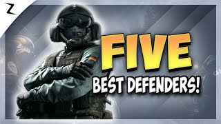 5 Best Defender Operators - Operation Chimera - Rainbow Six Siege