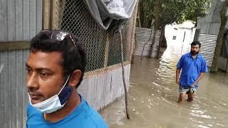বানভাসী সূর্য ভানুর ঈদ || মুন্সিগঞ্জের মানুষের দুর্ভোগ || Holde Pakhi
