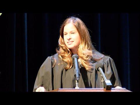 449th District Court Judge Renee RodriguezBetancourt Swearing In Ceremony