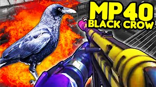 MP40 BLACK CROW IS AMAZING! Better Than Legendary? (Advanced Warfare)