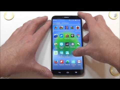 Alcatel One Touch Hero 2 - итоговый обзор, демонстрация работы