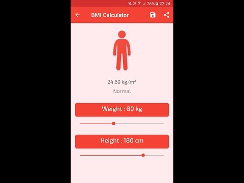 BMI Calculator Pro - Programu zilizo kwenye Google Play