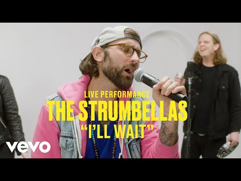 Смотреть клип The Strumbellas - I'Ll Wait