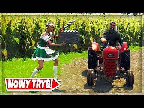 NOWY TRYB '🌽FARMERZY' TRYB PLAC ZABAW - Fortnite Battle Royale
