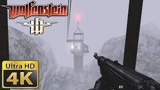 Old Games in 4k Return To Castle Wolfenstein 2001