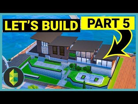 Let's Build a Modern Beach House (Part 5)