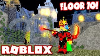 *NEW* FLOOR 10: TRANSYLVANIA FINALLY RELEASED in SWORDBURST 2!! (Roblox)