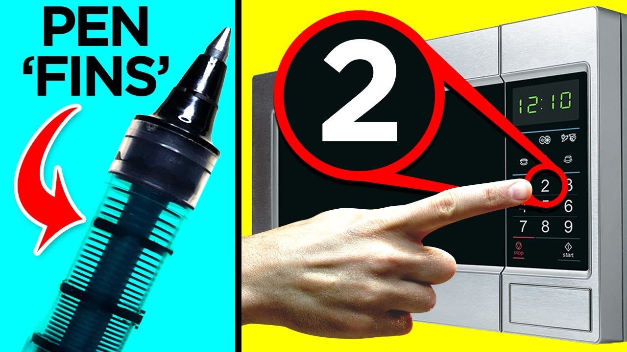 Amazing Secrets Hidden In Everyday Things – Part 2