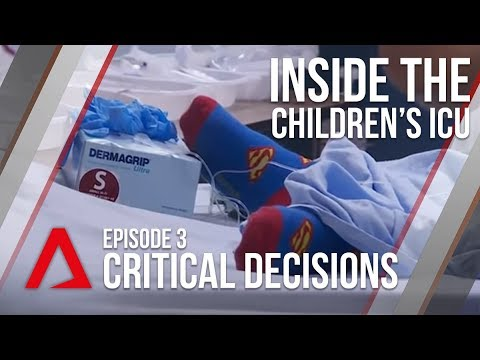 CNA | Inside The Children's ICU | S01E03 - Critical Decisions