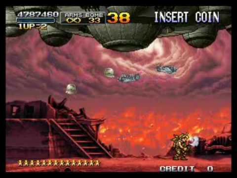 Metal Slug X (Expert) Final Mission Complete! 2/2