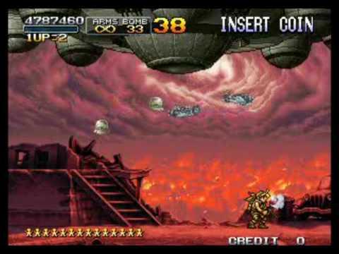 Metal Slug X (Expert) Final Mission Complete! 2/2