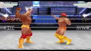 WWE All-Stars | Dolphin Emulator 4.0-7472 [1080p@60fps HD] | Nintendo Wii