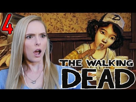 THEY EAT WHAT NOW?!- The Walking Dead Telltale Gameplay Walkthrough- Season 1, Episode 2, Part 2