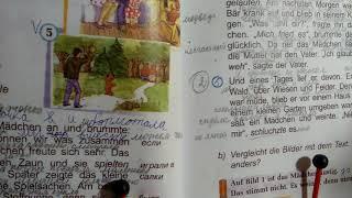Делаю уроки часть 3 иностранный язык (немецкий)