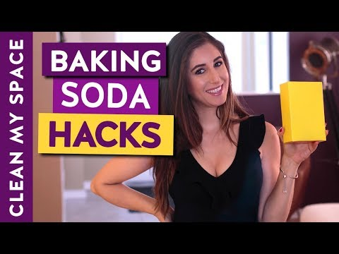 5 AMAZING Baking Soda HACKS!