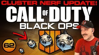 COD Black Ops 4 // UPDATE 1.12 Clusters Nerfed // Call of Duty Blackout Live Stream Gameplay #62
