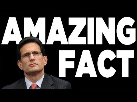 The AMAZING FACT That Explains Eric Cantor's Loss
