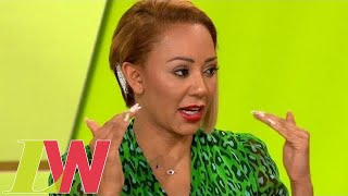 Mel B Reveals the Daily Struggle of Dealing With Her Dyslexia | Loose Women