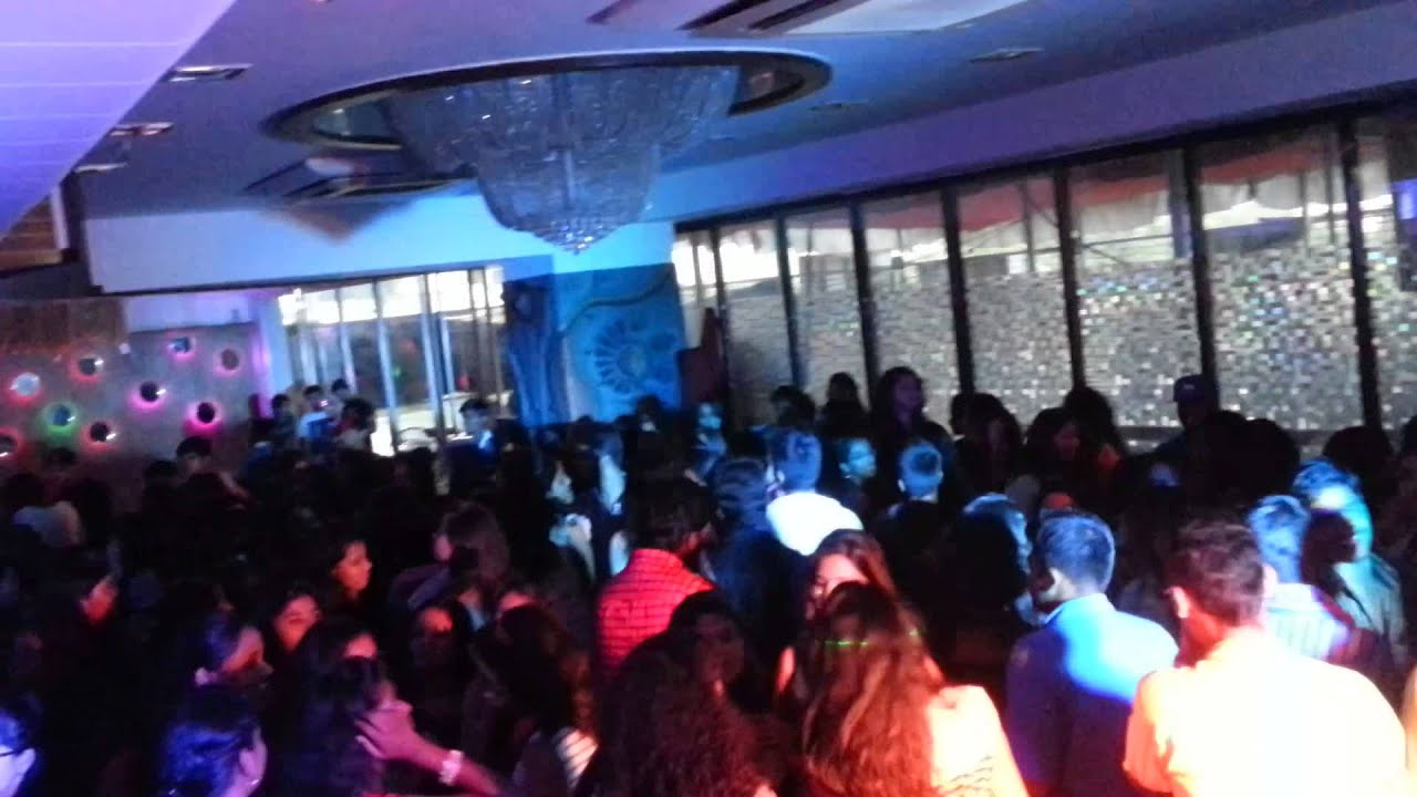 Patkar College Freshers Party - YouTube
