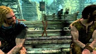 TES 5: Skyrim. Прохождение. 1 часть
