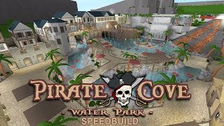 Roblox Bloxburg | Pirate Cove: Water Park Speedbuild