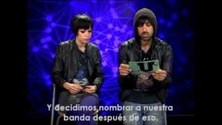 Crystal Castles Interview MTVU Backstage Pass (Sub-español)