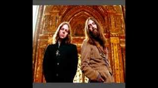 Black Crowes - Baby We