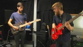 Шведская рок-группа играет на распечатанных на 3D-принетере интсрументах (новости)