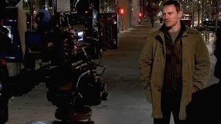 L'UOMO DI NEVE con Michael Fassbender - Le riprese in Norvegia