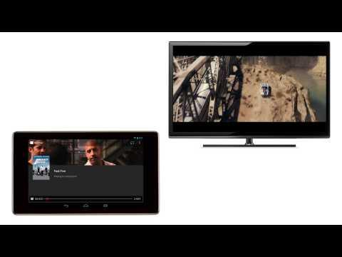 Chromecast: How to cast using Google Play Movies