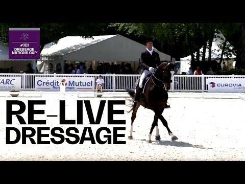 LIVE 🔴 | FEI Dressage Nations Cup - Grand Prix Special | Compiègne