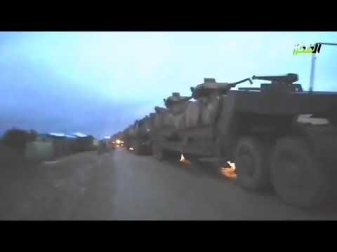 """⚡️""""Переговоры с Москвой провалились"""", - Турция стягивает войска в Сирию: колонна из сотен танков"""