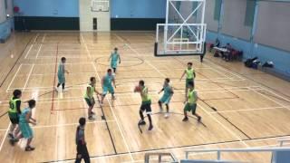 2015.12.19 社工機構籃球賽 2015-2016 A