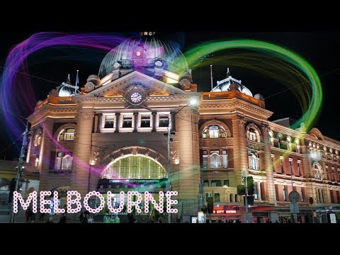 Melbourne City Centre Tour Australia