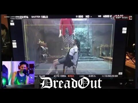 Proses Shooting Film DreadOut -LINDA Yang Lagi VIRAL