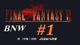 Final Fantasy 6: Brave New World (Mod) Walkthrough (1) Narshe (Whelk & Marshal Boss Battles)
