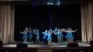 "Mamikon Badalyan-Dance group. "" Chili cha-cha"""