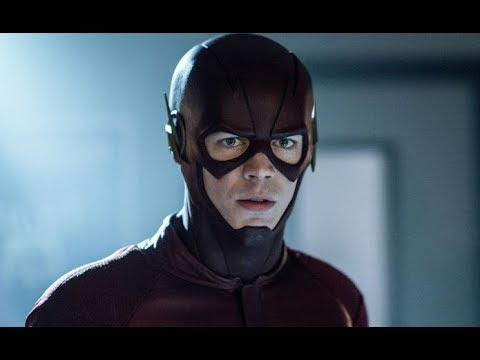 The Flash ⚡ Everything is better in song?