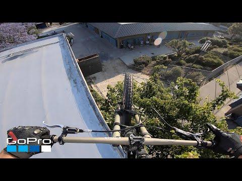 GoPro: El Toro MTB Roof Drop
