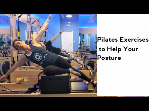 Club Pilates Instructor Explains How Pilates Can Help Your Posture
