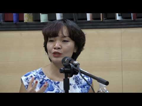 Nguyễn Mai Lâm - Nguồn nhân lực trong 4.0 - cách mạng công nghiệp lần thứ tư - Đài VOH