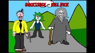 Backstage Kill Rick