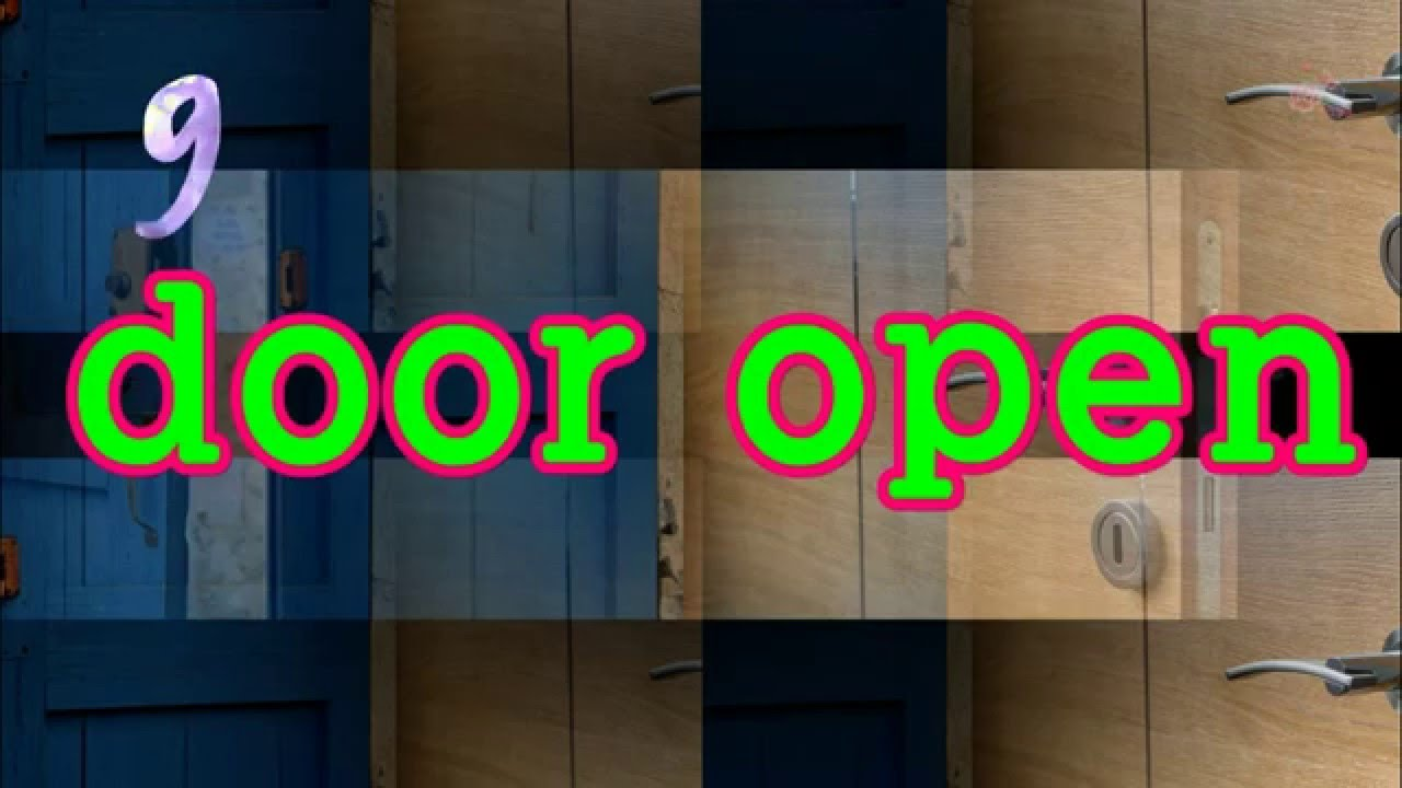 door open sound effects collection 9 139 youtube. Black Bedroom Furniture Sets. Home Design Ideas