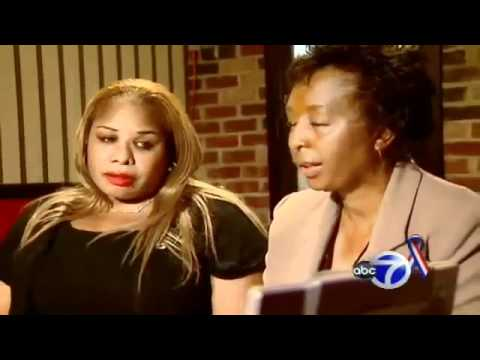 9/11 - Anniversary Nina Pineda Reuintes With 9-11-01 Eyewitness Interviews WABC