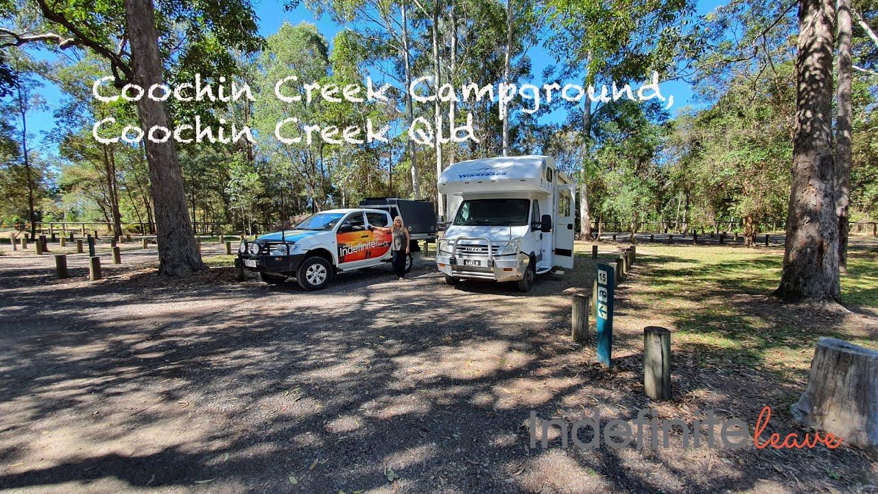 Coochin Creek Camping Area, Coochin Creek Qld