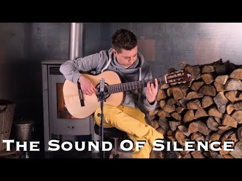 The Sound Of Silence [Simon & Garfunkel/DISTURBED] Acoustic - Fingerstyle Guitar by Thomas Zwijsen