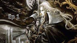 Castlevania Symphony of the NIgth | Ep 1| El hijo de Dracula!!