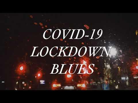 Iceage - Lockdown Blues (Lyric Video)